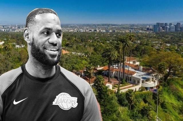 紮根洛城?詹姆斯又作重要決定,8300萬美元啊,他是真愛上這座城市了!-籃球圈