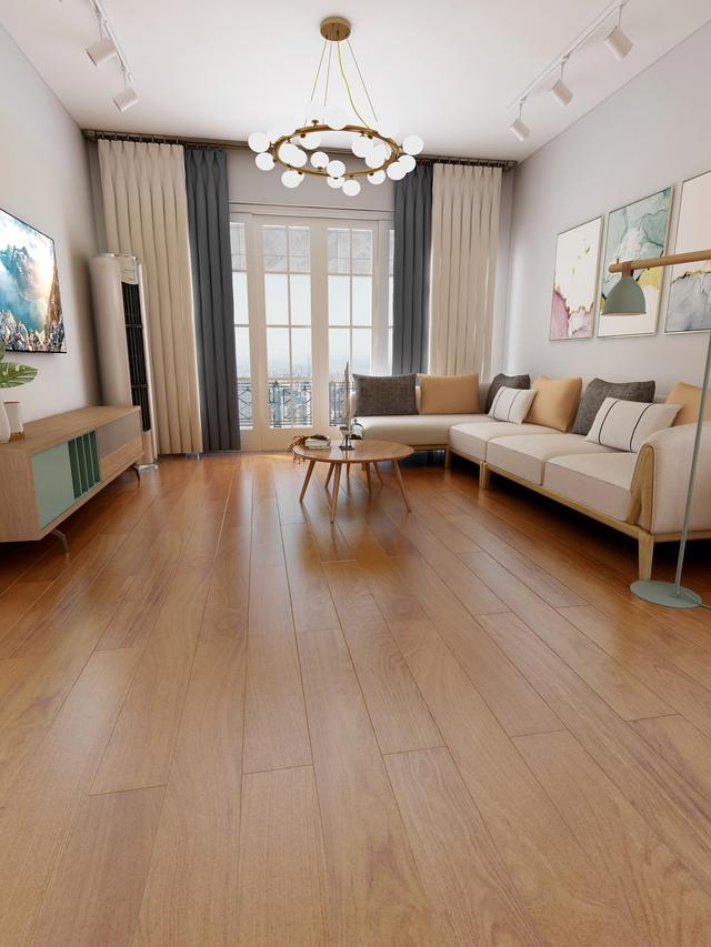 房子装修,无醛地板到底怎么选?小白看这5个要点就够了