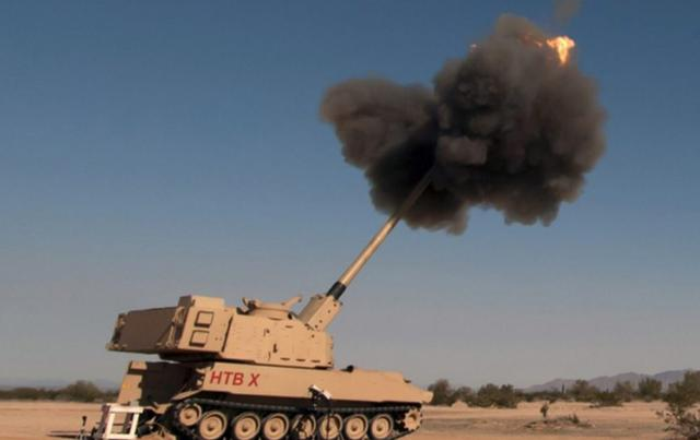 美军终于迎来新火炮,最大射程仅40公里,远远落后中俄同类装备