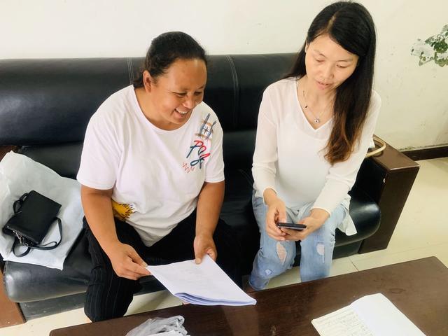 唐河县上屯镇:开展妇女社会地位调查,助力健康扶贫