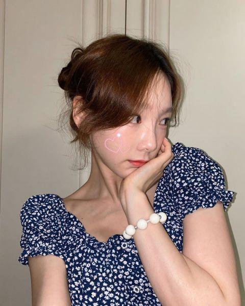 少女时代泰妍手工手链大受好评,队友后辈订单爆棚