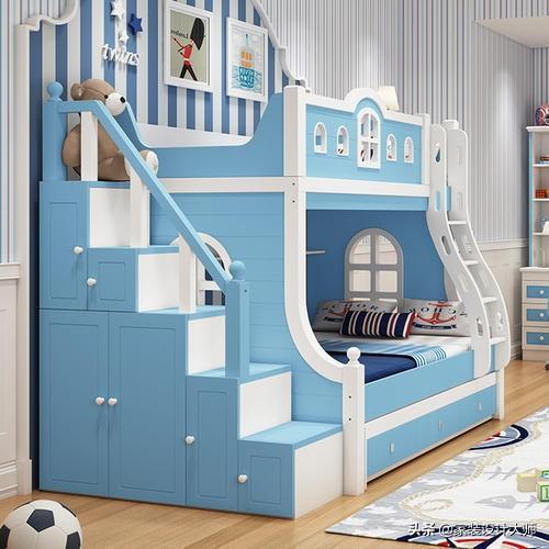 佛山家具小伙分享Hello kitty造型儿童床,你家小公主房间首选