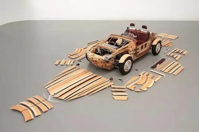 自然的力量——木质产品创意分享