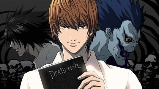 被封禁的动漫神作,这四点告诉你《死亡笔记》为什么这么好看