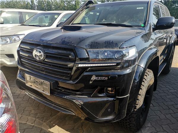 百万预算买陆巡,这款柴油版酷路泽4500值不值?