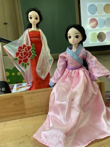 汉服形制:直裾深衣 曲裾和直裾的区别 - 文化 - 爱汉服