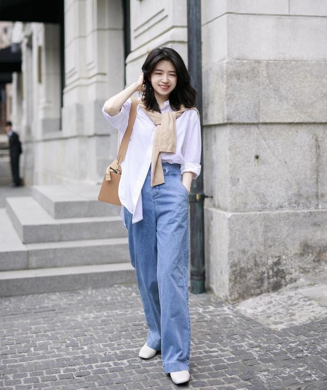 襯衫怎樣搭配褲子才好看?學日雜風格理想穿搭,秒變街頭時髦精