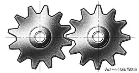 机械传动结构动态图