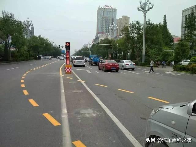 借道左转应该怎么走 走此车道要注意什么问题