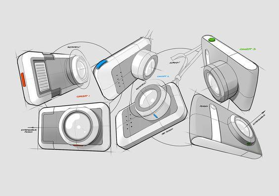产品设计手绘素材图片_工业设计图片素材_花瓣网