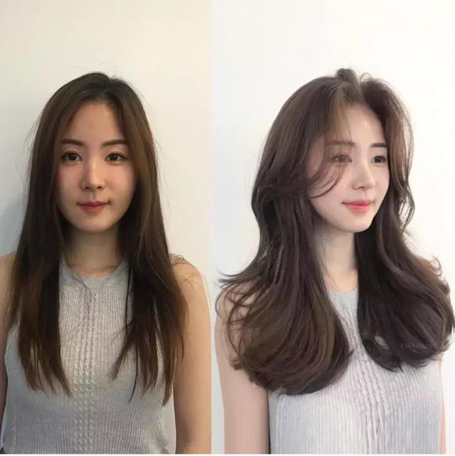 直发和烫发哪个更显得年轻?