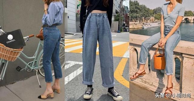 萝卜腿救星就是它!夏季必备的4款超显瘦牛仔裤推荐