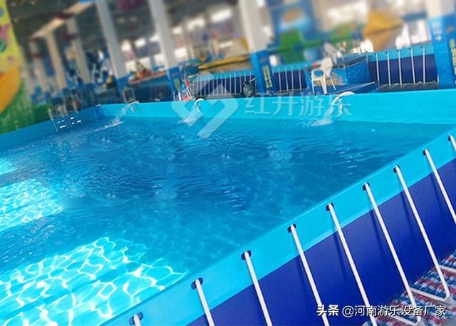 移动式水上乐园视频