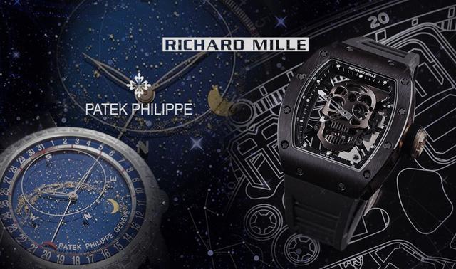 RICHARD MILLE里查德米尔腕表是什么档次?