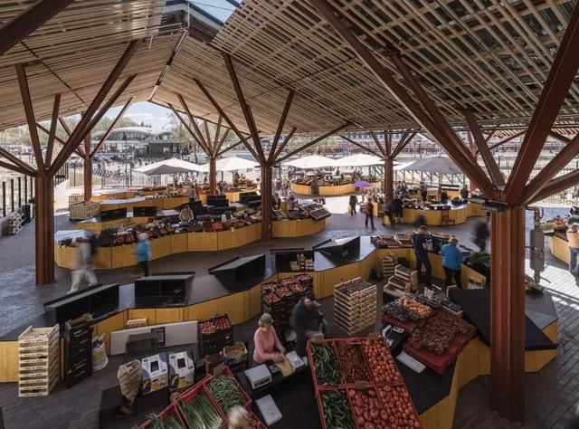 城视时评|国内外8大优秀农贸市场案例,城市文明与安全的新标志