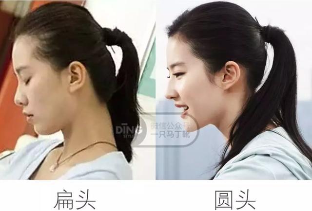 适合扁头型的几款发型,显脸小还能拥有完美颅骨,出... _腾讯网