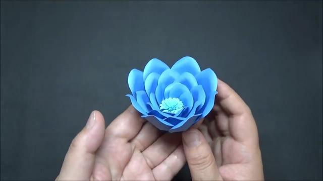 儿童手工花朵