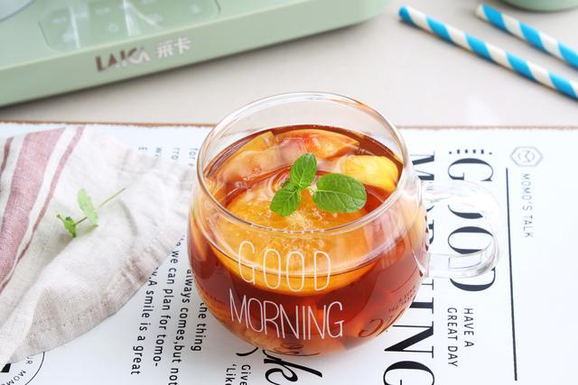 夏天飲料別再買了,教你在家自制水果茶,簡單幾步就搞定,超好喝