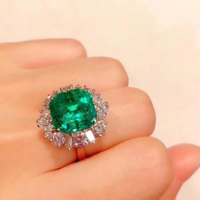 珠宝丨揭秘  祖母绿五大问,让你明白祖母绿是什么?