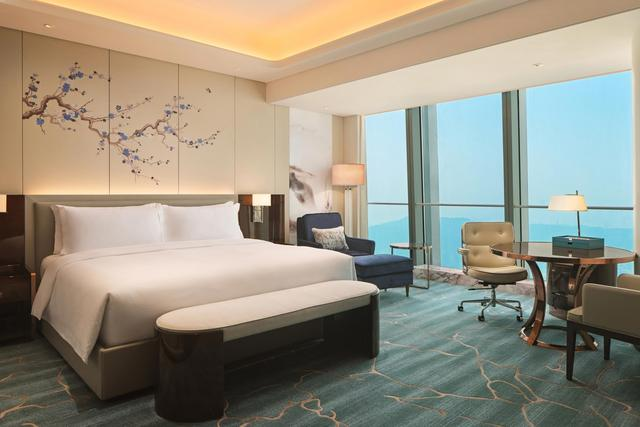 2020年全国十大最高酒店排名(第6-10名)