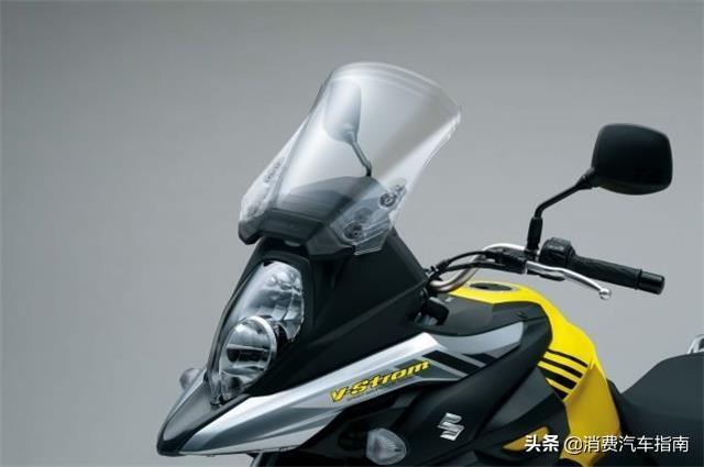 新款铃木V-Strom650,DL650,的配置不同之处