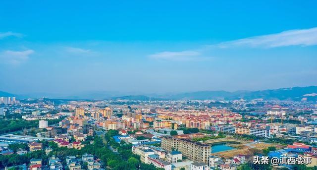 云南德宏,瑞丽市实景
