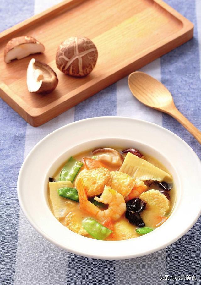 冷冷私房菜:人生若只如初见――八珍豆腐冷冷美食