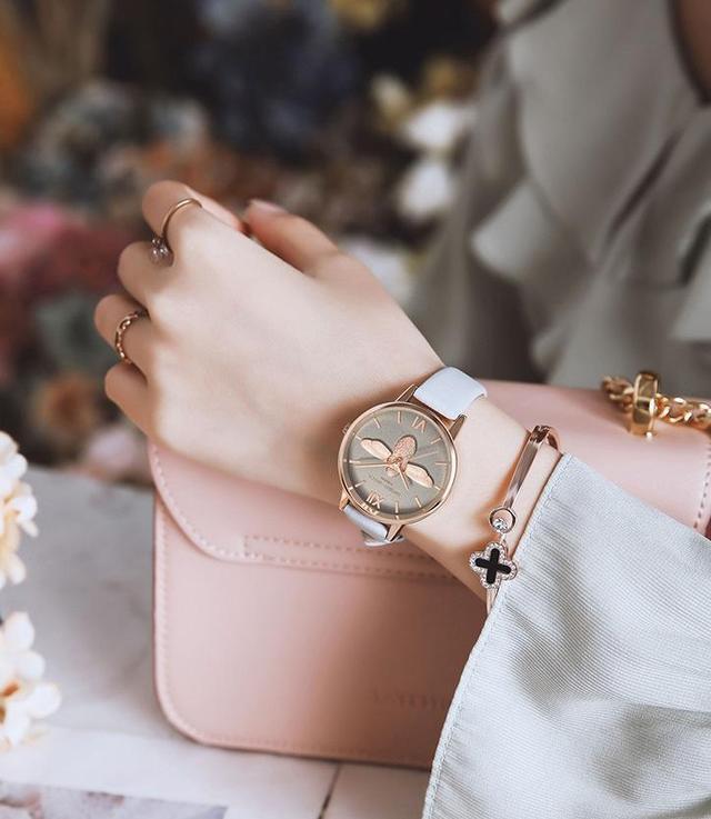 轻奢风小众手表,秒变知性风