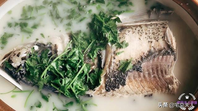 砂锅鱼头汤的家常做法 - 家常美食网