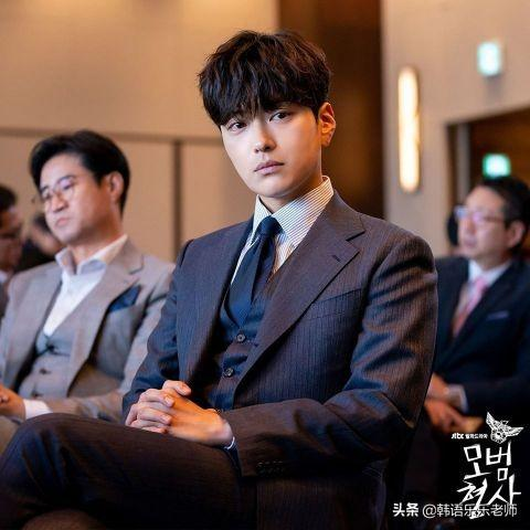 又一部阵容坚强的新剧!JTBC《模范刑警》公开个人剧照