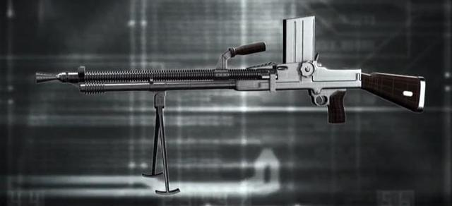 捷克zb33式机枪
