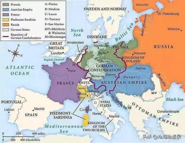 比利时:一个被拼凑出来的国家,为何能斗而不破,长期稳定发展?