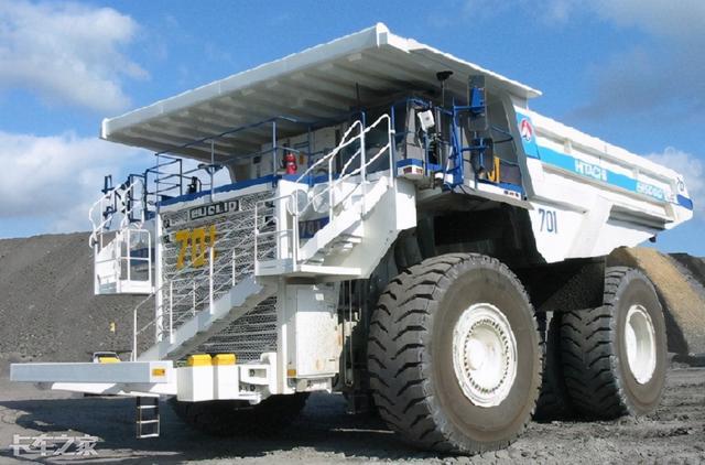 卡特797矿山卡车多少钱