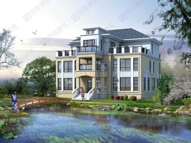 独栋现代风别墅,敞亮通透,竟然是人人都羡慕的豪宅