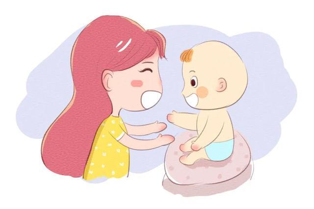 """宝宝有这些""""怪""""行为其实是正常的"""