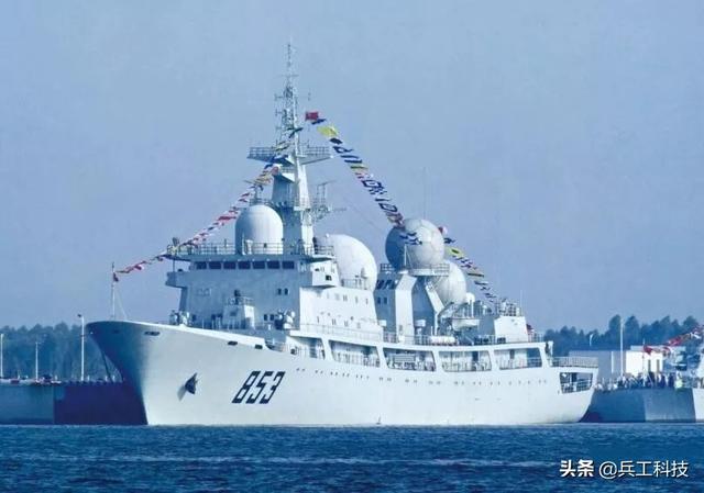 天王星号测量船