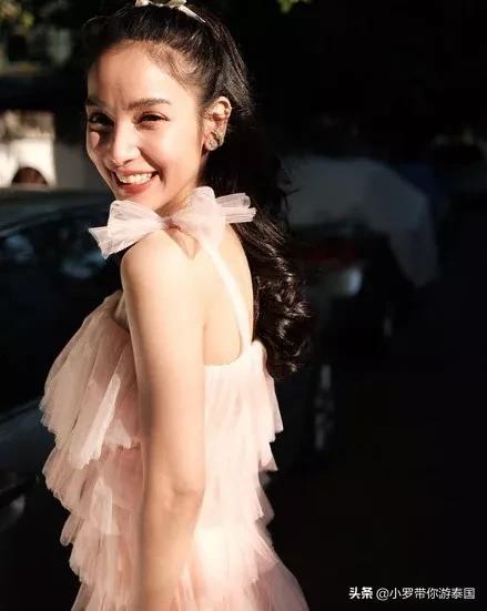 泰国辣妈jewnaka写真
