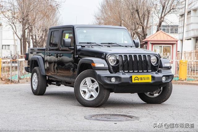 曝光 | 不同风格设定,Jeep Gladiator将推两款特别版车型