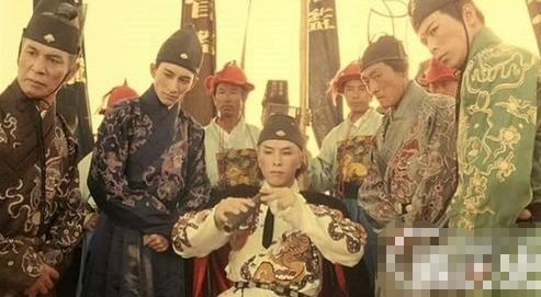 明朝服饰之锦衣卫服饰:中国古代最帅公务员制服