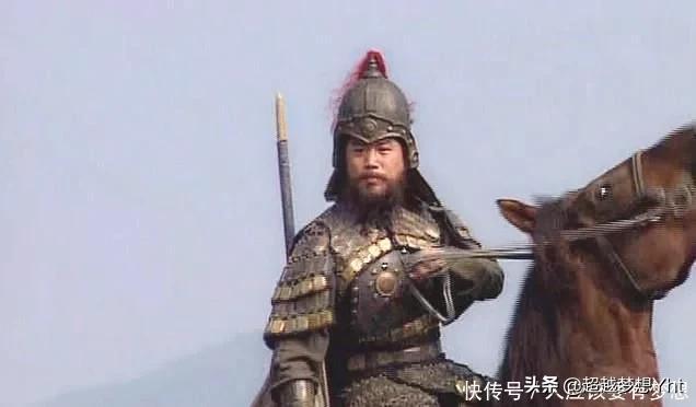 三国第一神将,张飞马超是他手下败将,他一死,诸葛亮才开始北伐
