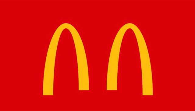 麦当劳的LOGO分开了!