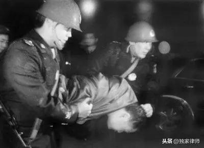 解密中国大案:抢劫前练胆量 闹市随机射杀行人