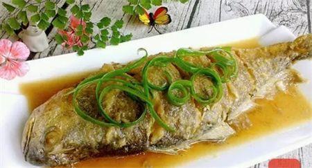 家庭自制美食,分享五种黄花鱼做法,吃过记得收藏吧!