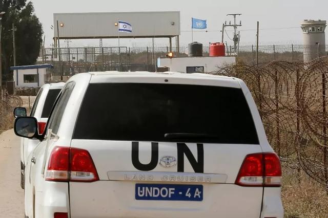 """联合国维和人员再爆性丑闻,不雅视频男子疑来自停战监督组织,联合国回应""""很困扰"""",是否涉性交易正调查"""