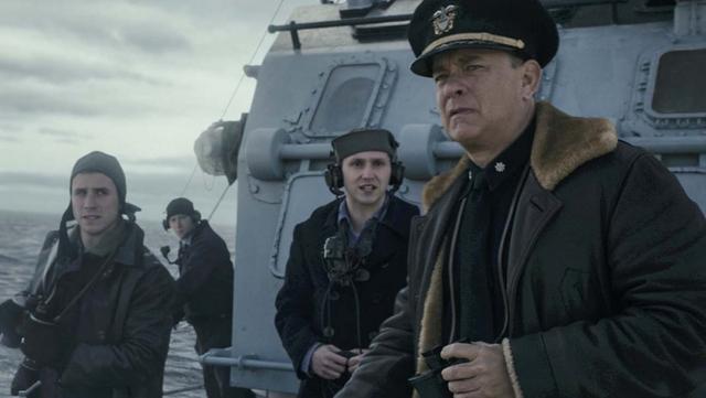 灰猎犬号怒杀四潜艇,但历史上却没有这艘船,解读电影中的小问题