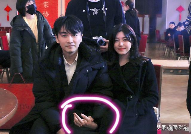 陈晓老婆陈妍希结婚