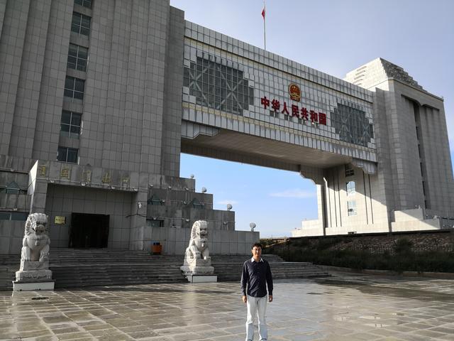 中苏边境城市内蒙古呼伦贝尔满洲里漫游记