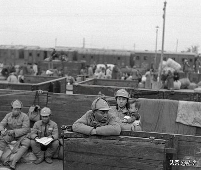 粟裕淮海战役图片
