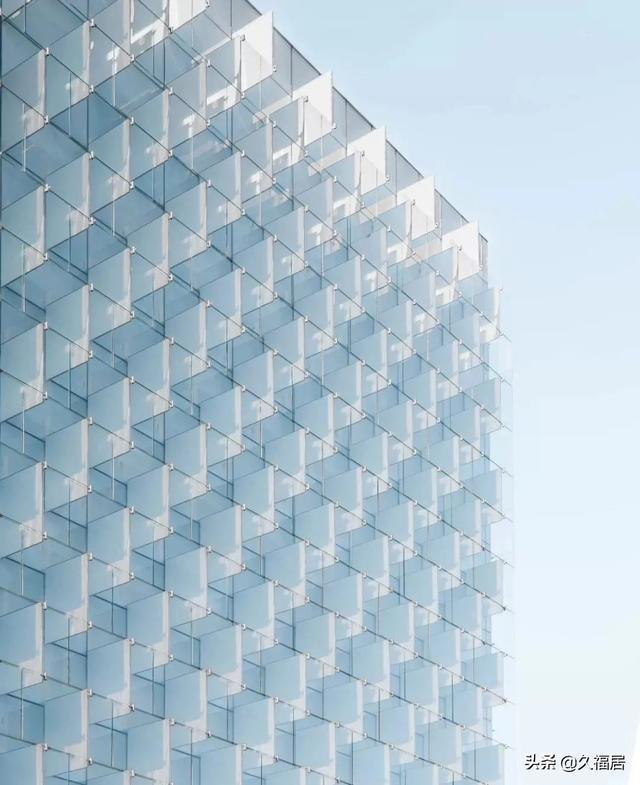 钢化超白玻璃完工图片
