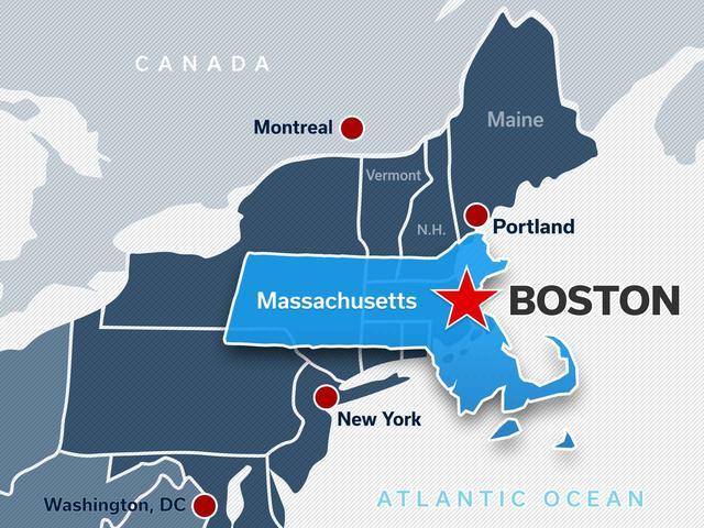 波士顿,美国国运息息相关的一座城市